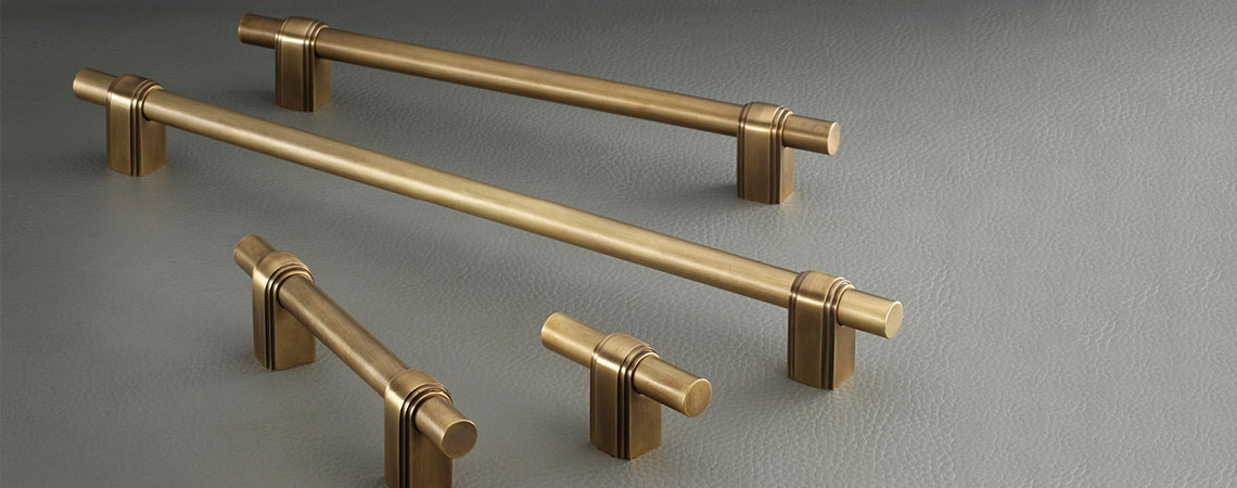 High Quality Luxury Bronze Brass Boutique Handles Knobs