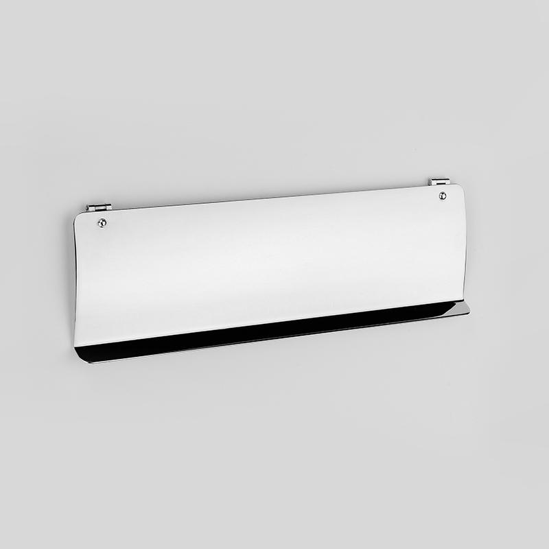 External Letter Plate