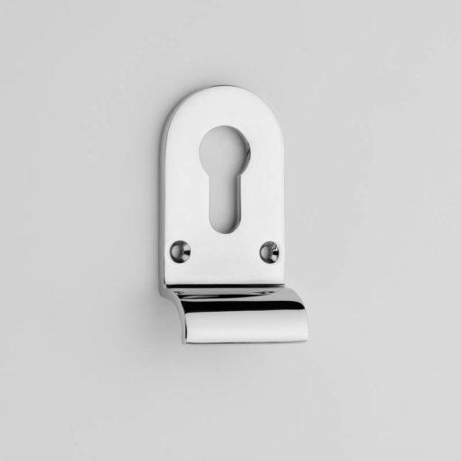 Frank Allart Cylinder pull 82 x 43mm. Euro/Oval/Standard Keyhole Profile