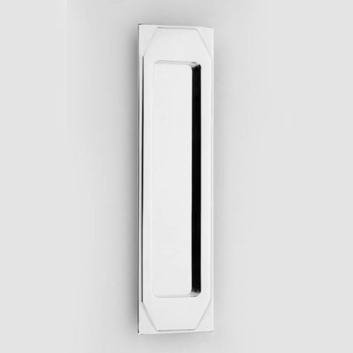 Frank Allart | Stepped Deco Flush Pull | Gregory Croxford Living