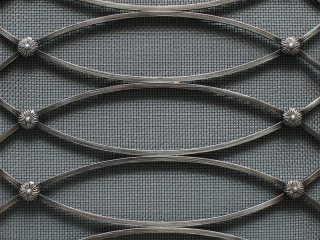 Decorative Grilles & Meshes   Gregory Croxford Living