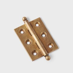Gregory-Croxford-Living-Armac-Martin-Hinges-and-catches-2301A-Hinge-Ball-Finial