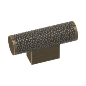 Shagreen Scroll T-bar Combination Amalfine | Turnstyle Designs | Gregory Croxford Living
