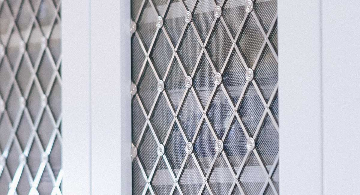 Decorative Grilles Gallery - Gregory Croxford Living